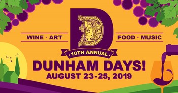 10th Annual Dunham Days! Brunch