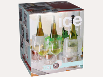Ice Mold Wine Chiller