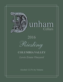 2016 Lewis Vineyard Riesling