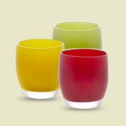 Glassybaby Candle Holder